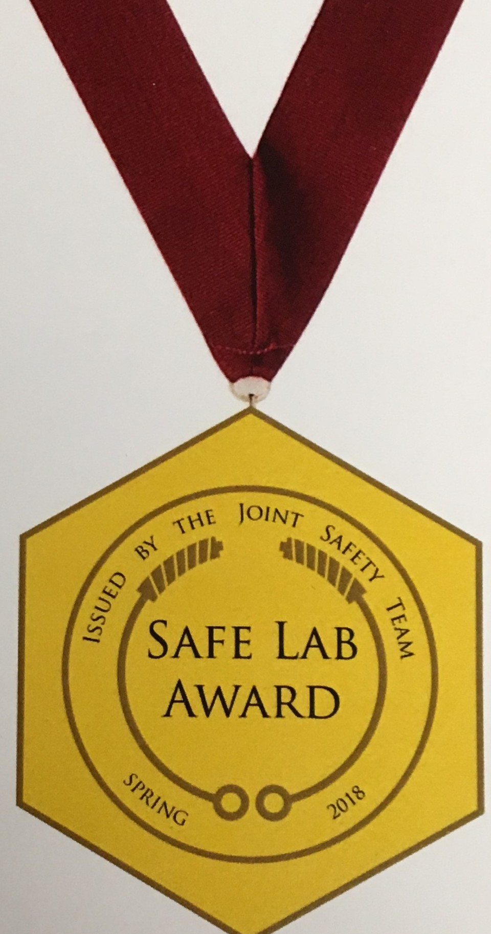 Lab Safety Award