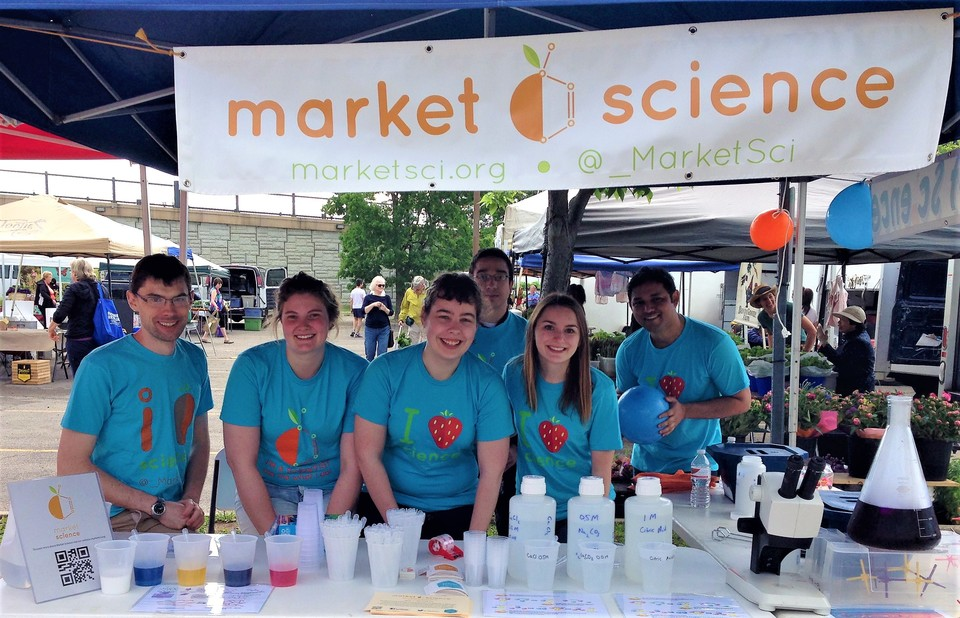 Market Science Group Photo
